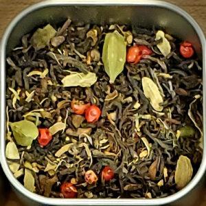 Spicy Darjeeling Chai