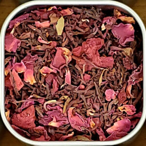 Blackberry Romance Tea
