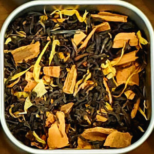 Orange-Cinnamon Assam Tea