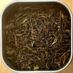 loose leaf Darjeeling tea from Happy Valley estate
