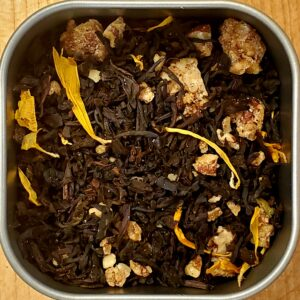Maple Bourbon Pecan Pie Tea